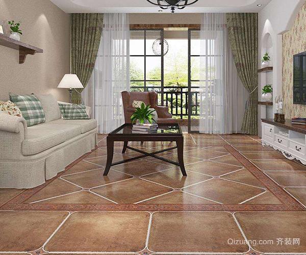 瓷砖铺设风格选择
