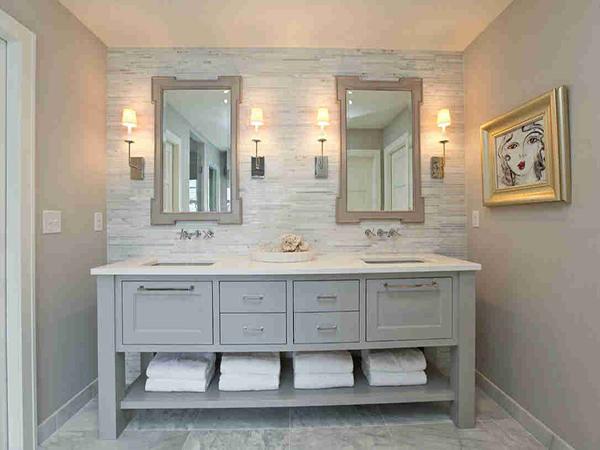 小户型卫浴间装修 扩容装修帮您利用每一坪空间
