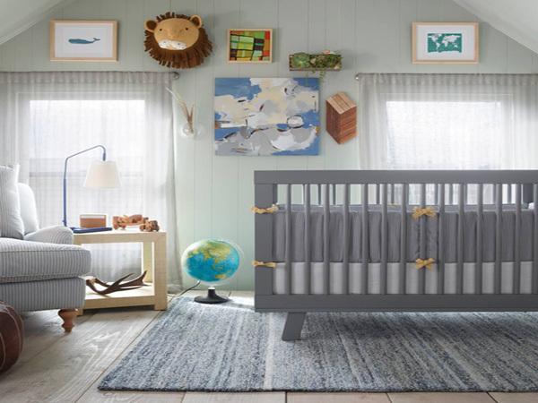 婴儿房装修的注意事项