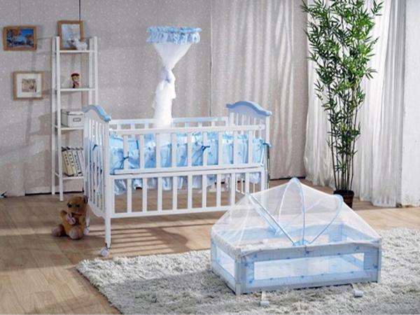 婴儿摇床全面解析  要给宝宝最好的