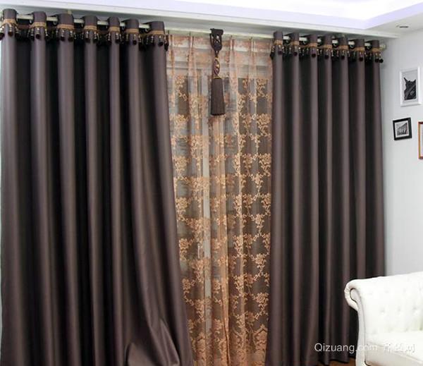 窗帘布料种类