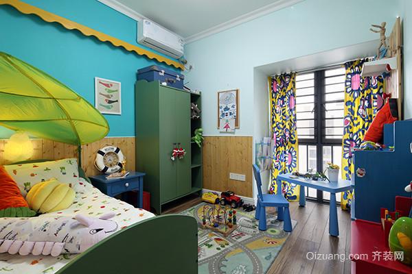 儿童房装修讲究