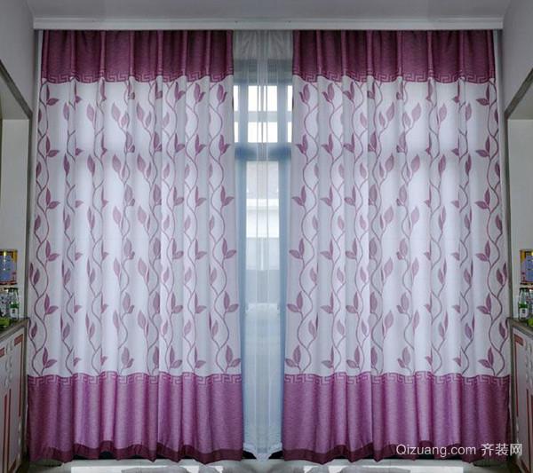 布艺窗帘的材质好吗