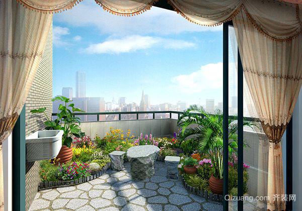 阳台怎么设计