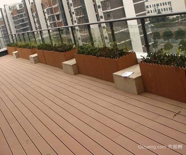 阳台铺设木地板好不好 优缺对比给你正确选择