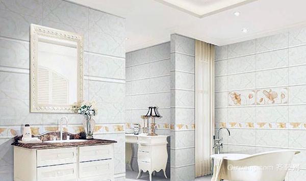 卫生间瓷砖怎么清洁