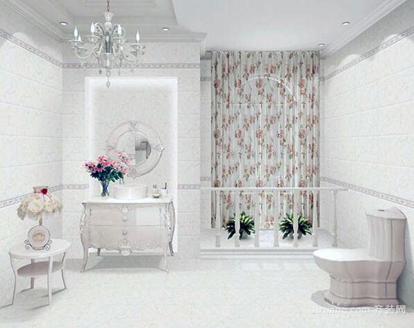 卫生间瓷砖清洁方法