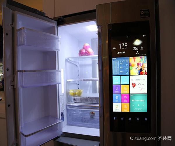 容声智能冰箱智能锁