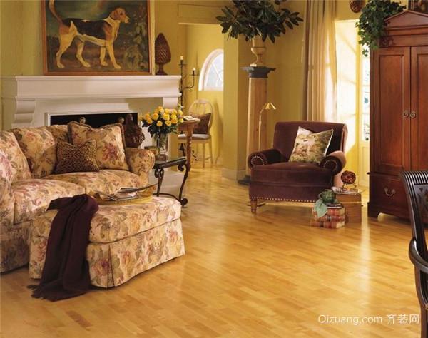 木地板怎么铺才算好