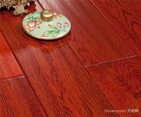 地板有划痕怎么办