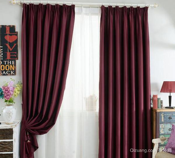 三,欧式窗帘应该怎么选——花纹图案