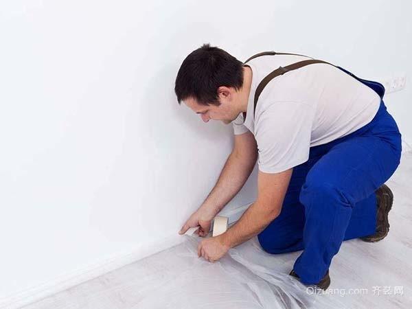油漆工人工钱