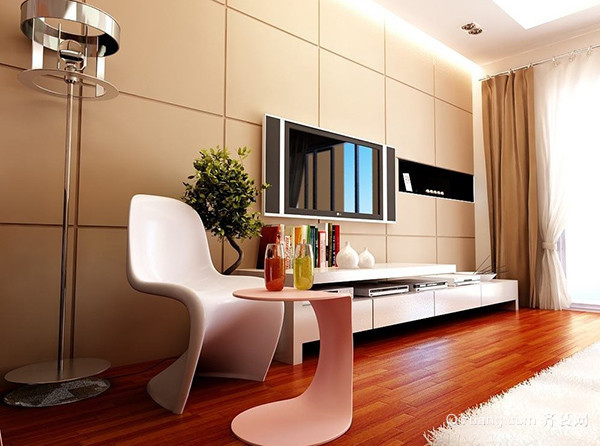 客厅电视背景墙怎么设计