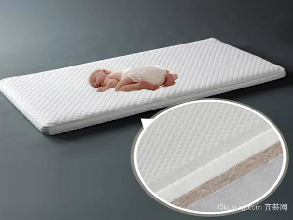 婴儿床垫选购小诀窍