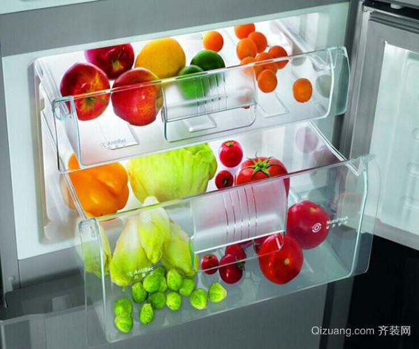 海尔冰箱结冰