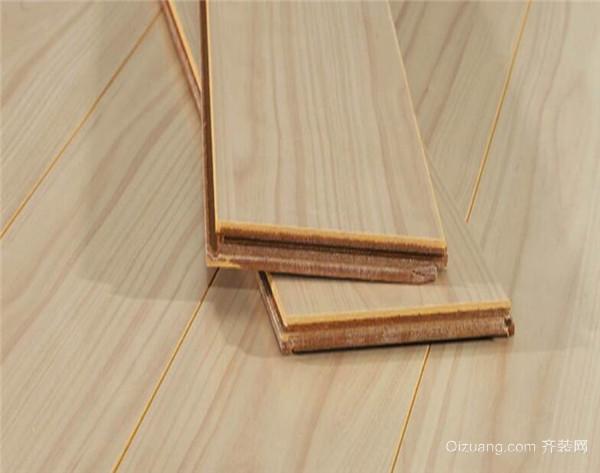 浅色木地板装修要注意哪些搭配技巧