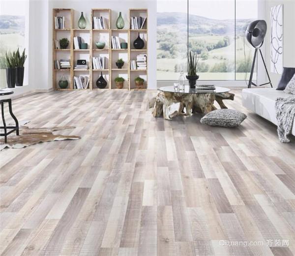 浅色木地板装修搭配技巧