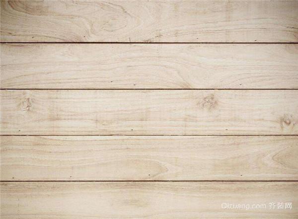 浅色木地板装修有哪些搭配技巧要注意-齐装网
