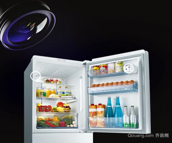 海尔变频冰箱优点有哪些