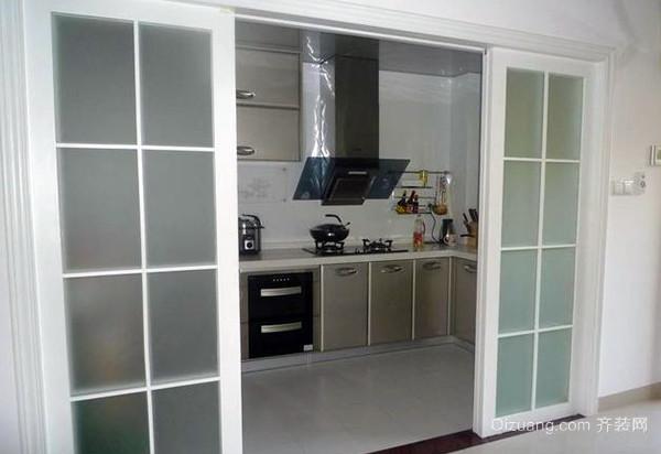 厨房玻璃推拉门如何挑选