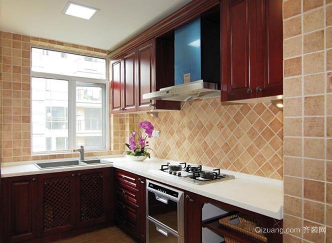 厨房瓷砖应该怎么选