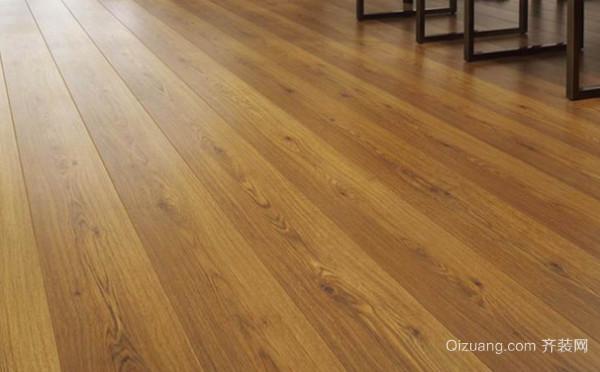 鉴定强化地板质量好坏