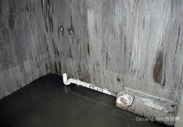 卫生间防水规范