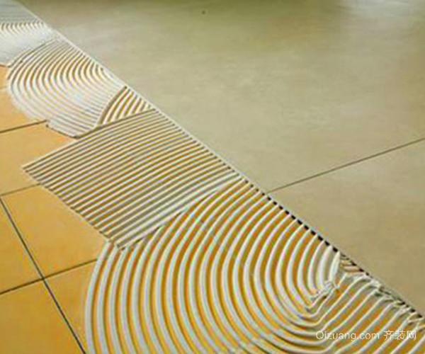 瓷砖粘结剂如何使用 施工步骤不可犯错