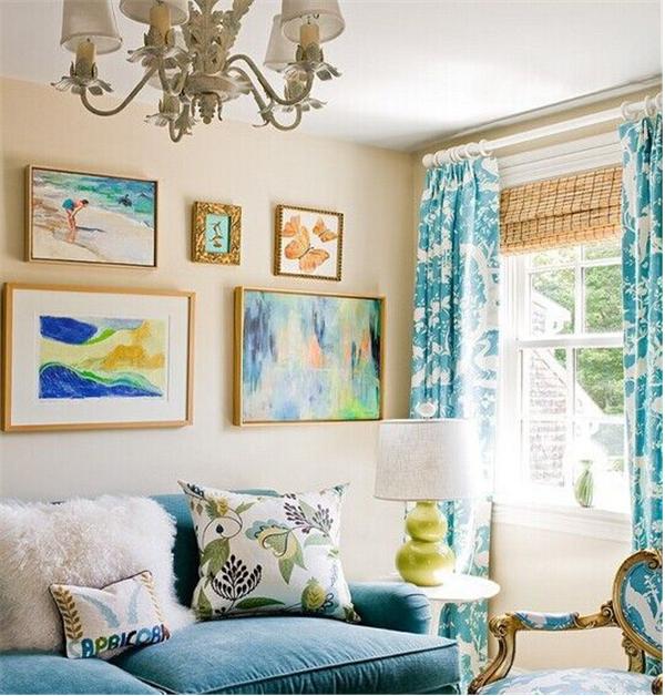 布置家居饰品要结合居家整体风格