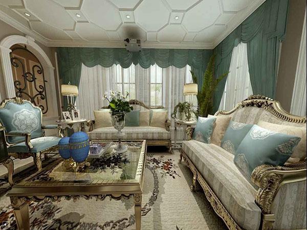 法式风格家装设计