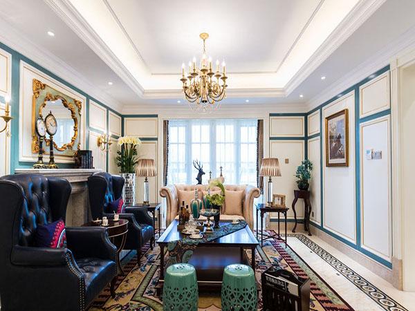 法式风格家装设计要点 三个细节打造浪漫家居