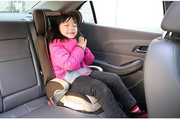 儿童安全座椅选购