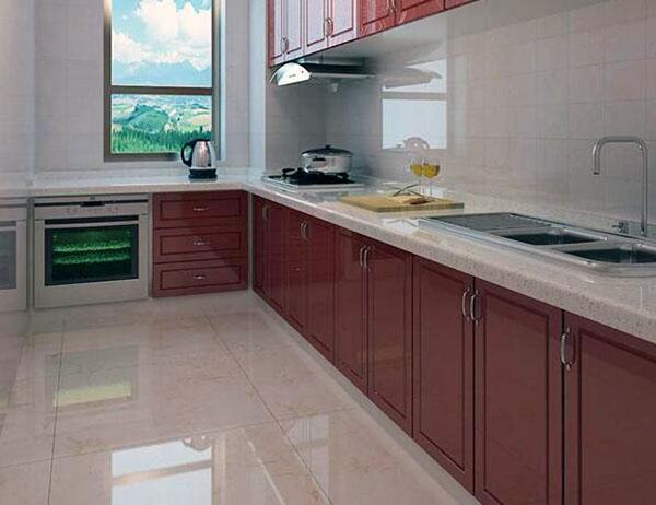 厨房瓷砖清洁保养小妙招