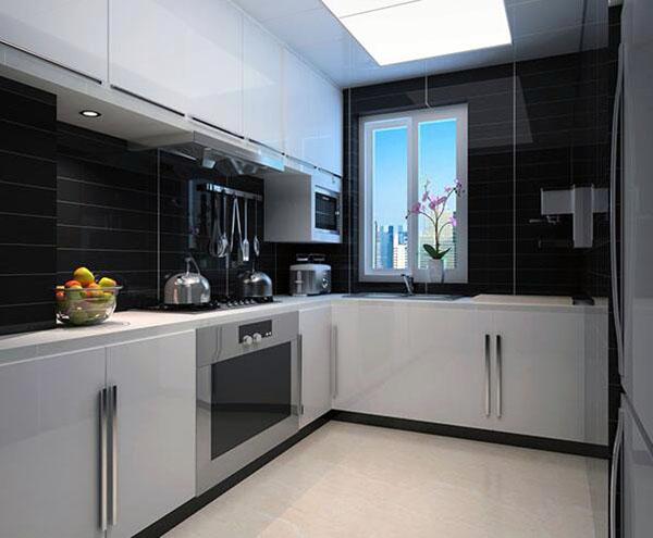 厨房瓷砖清洁保养小妙招 简单几步让厨房更洁净