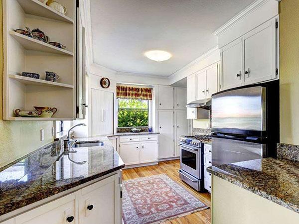 厨房台面选购技巧