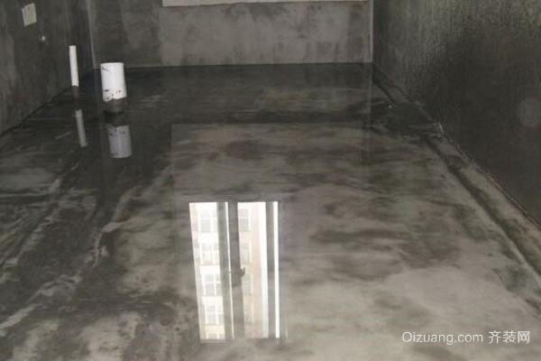 防水施工注意哪些事项
