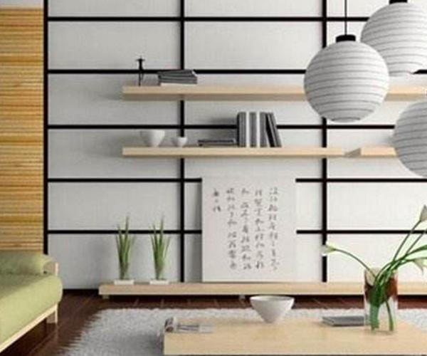 如何搭配日式传统客厅 风格特色让你忍俊不禁