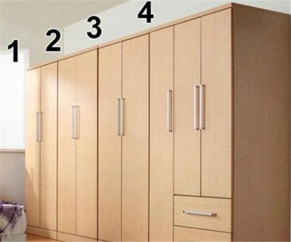 衣物收纳必备 4款整体衣柜推荐