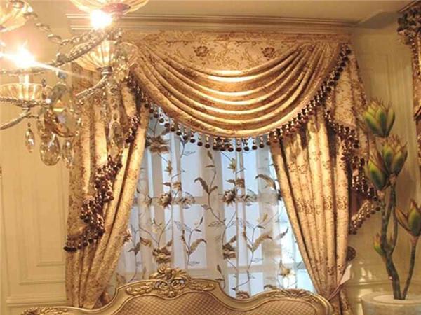 欧式窗帘特点有哪些