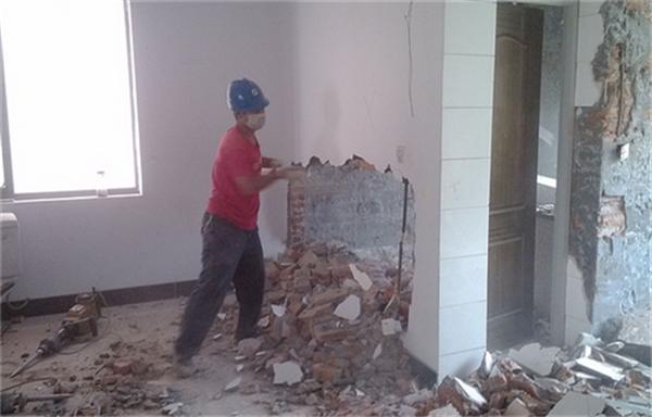 廊坊装潢公司盘点新房装修敲墙注意事项