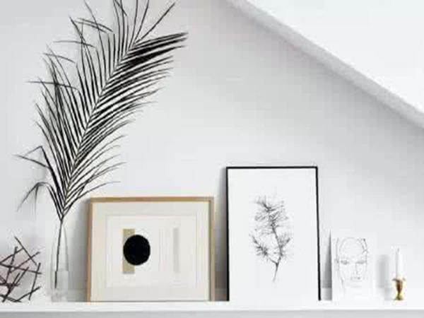画框效果类型简析  点缀家居更美丽