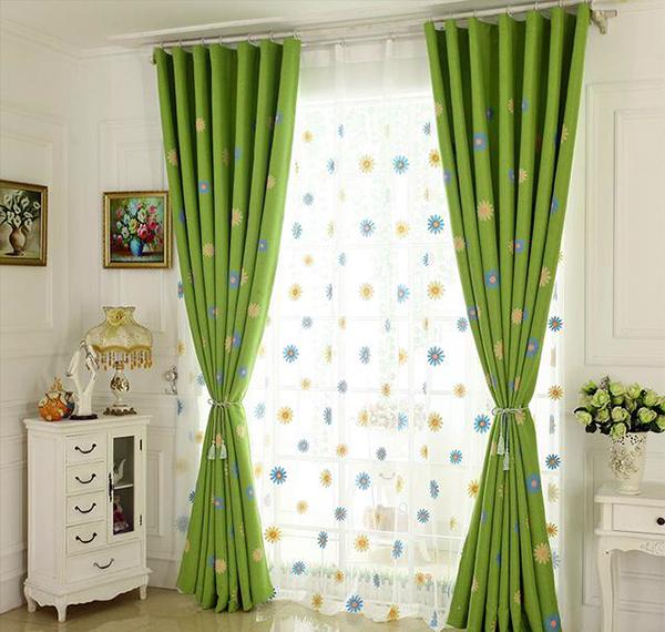 常见窗帘有哪些优势 扮靓你的家