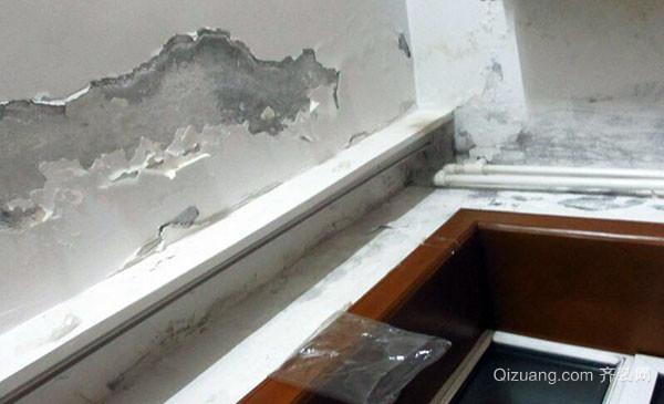 楼房顶漏水原因