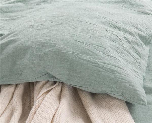 水洗棉面料和纯棉