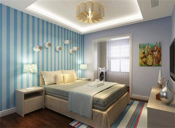 室内装修壁纸常见种类
