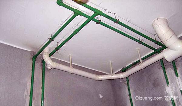 水电改造 卫生间装修会设计到浴霸采暖,灯的线路走线,水管的入墙等