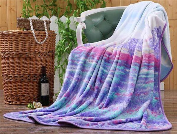 毛毯材质怎么选择好