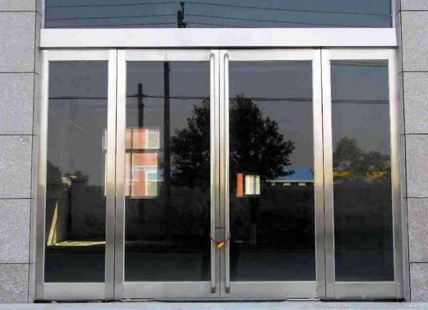 玻璃门安装步骤 get起来吧