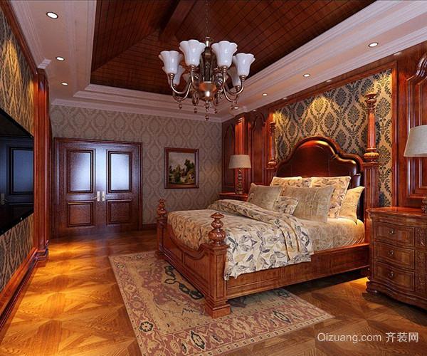 打造卧室美式风格