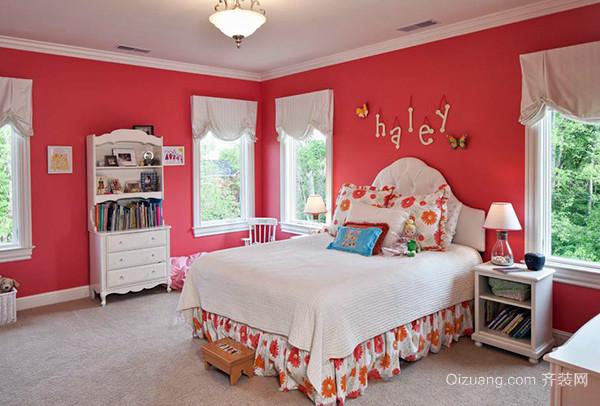 儿童房卧室门挑选要点 合适的才最好